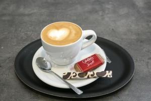 Der Kaffee ist fertig !