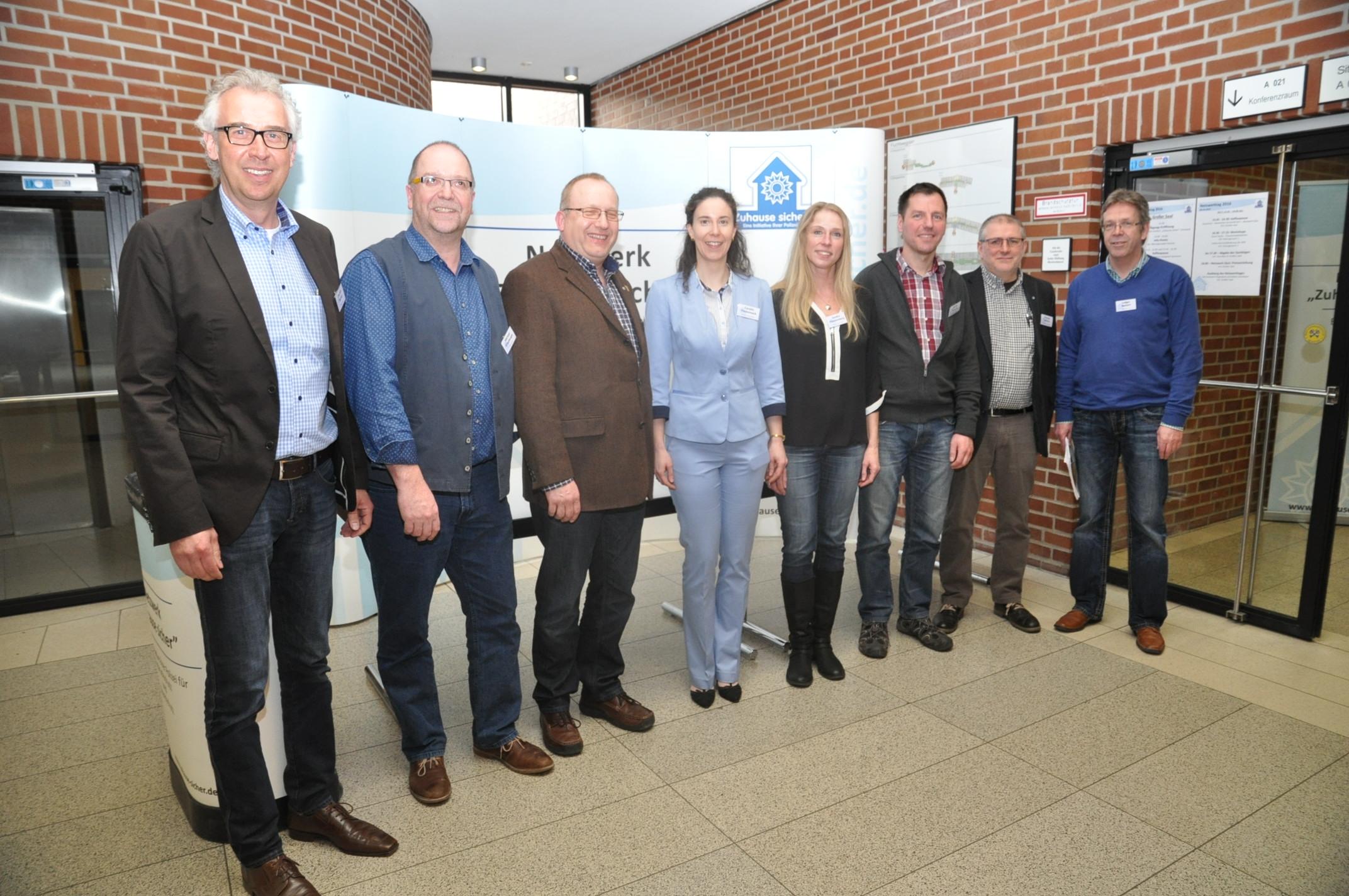 Einbruchschutz Tagung in Münster