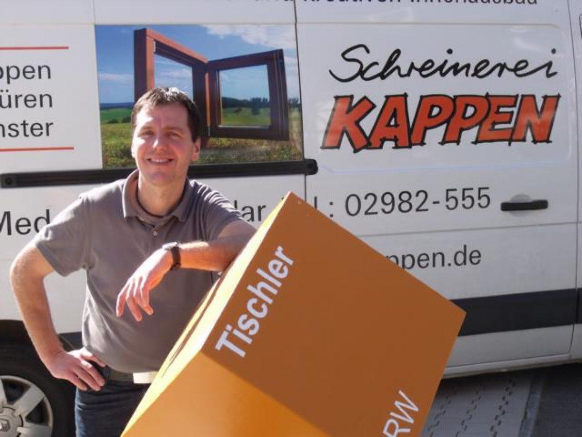 Inhaber Andre Kappen
