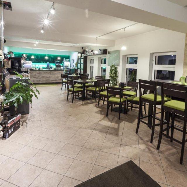 Ladenbau für die Kaffeemacherei in Medebach
