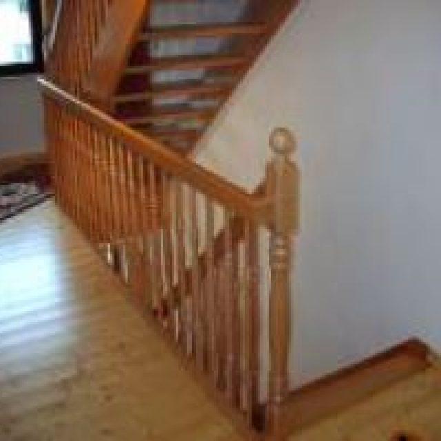 Modernisierung eines Treppenhauses
