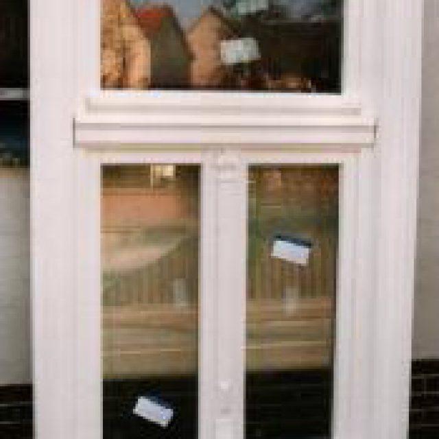 Altbaufenster nach historischen Vorgaben
