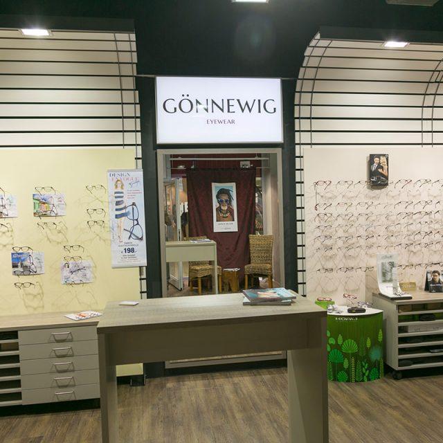 Ladenbau Neueröffnung Gönnewig Eyewear