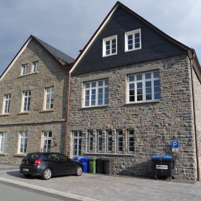 Rathaus Fenster Hallenberg