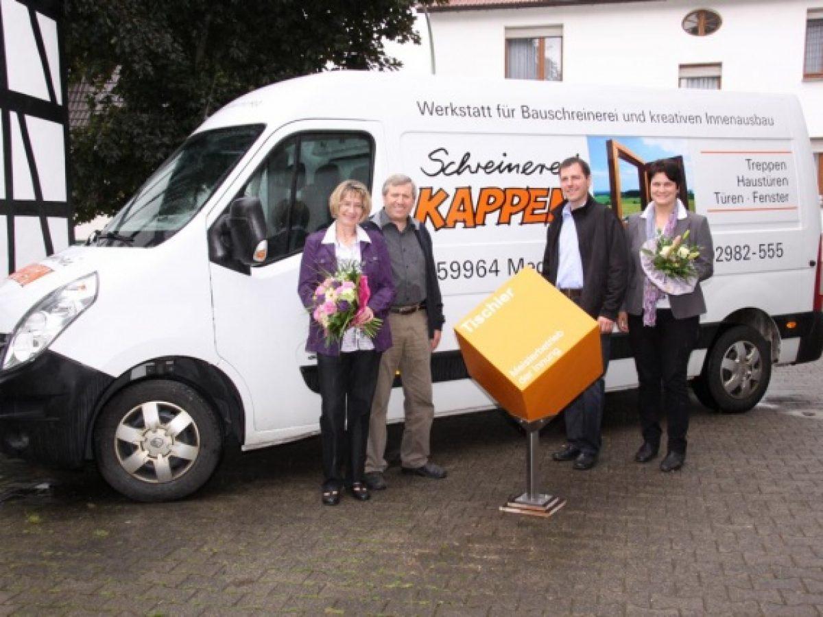 Geschäftsübernahme Ricken-Kappen 2013